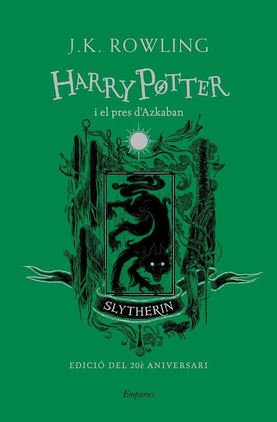 HARRY POTTER I EL PRES D'AZKABAN (SLYTHERIN) | 9788417879723 | ROWLING, J. K.