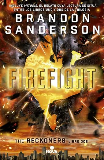 FIREFIGHT | 9788466658362 | SANDERSON, BRANDON