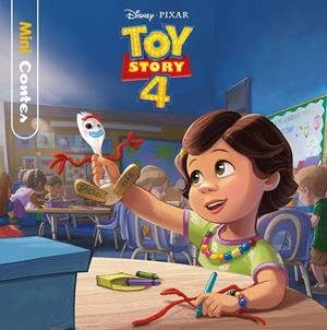TOY STORY 4. MINICONTES | 9788491379669 | DISNEY